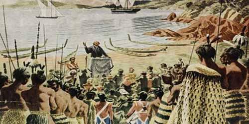 Samuel Marsden Christmas Day 1814