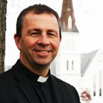 Bishop-elect Andrew Hedge