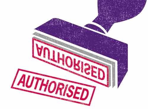Authorised Services