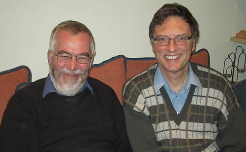 Conversation with Phillip Tovey