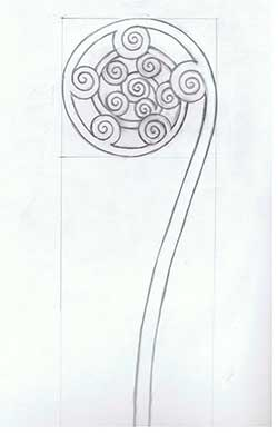 crozier design