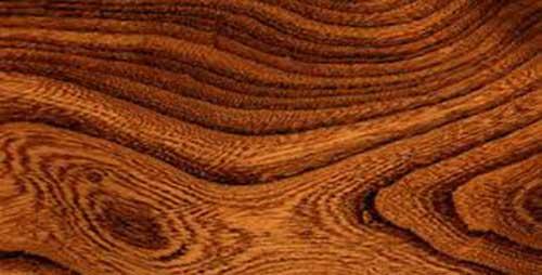 Grain in wood