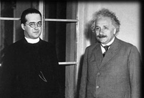 Lemaître & Einstein