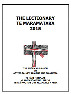 New Zealand Lectionary 2015
