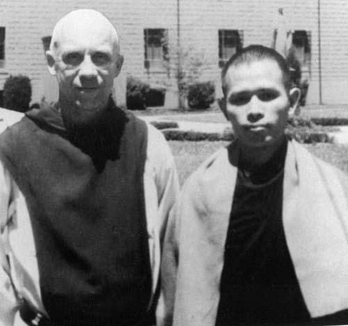 Thomas Merton and Thích Nhất Hạnh