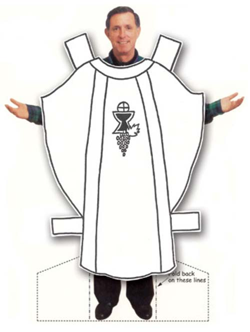 Part-time Priest
