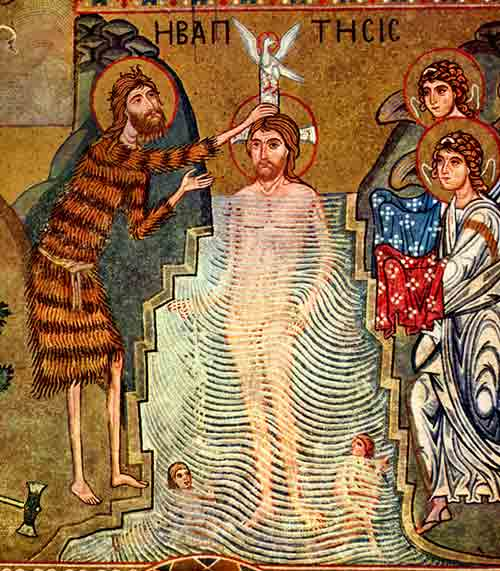 Baptism of Christ Collect