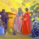 Epiphany Jesus Mafa