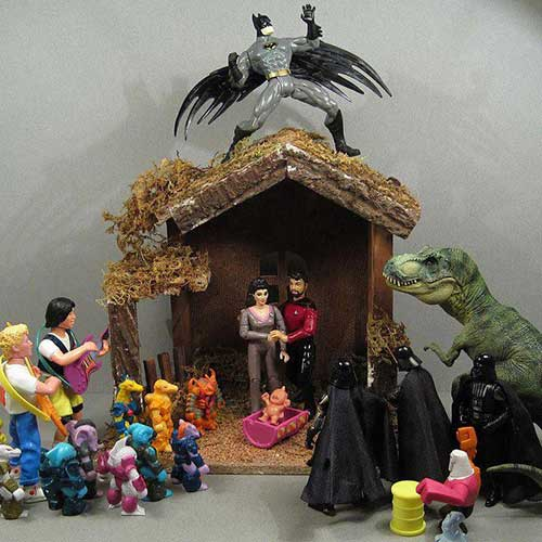 Worst Nativity Sets
