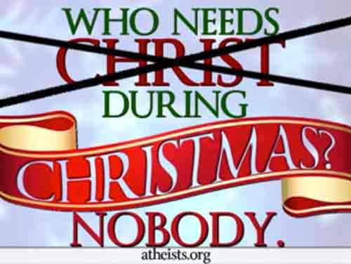 Nobody Needs Christ