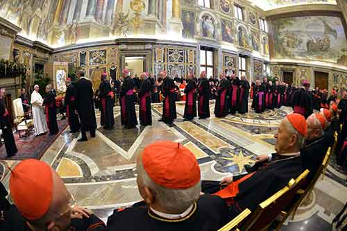 Pope Francis December 2014