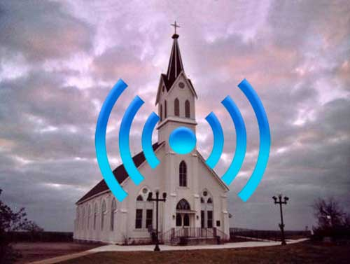 Church wifi