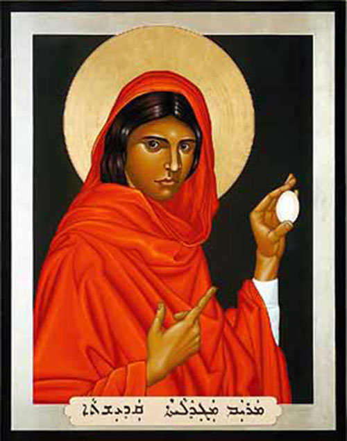 A Second Hymn For St Mary Magdalene