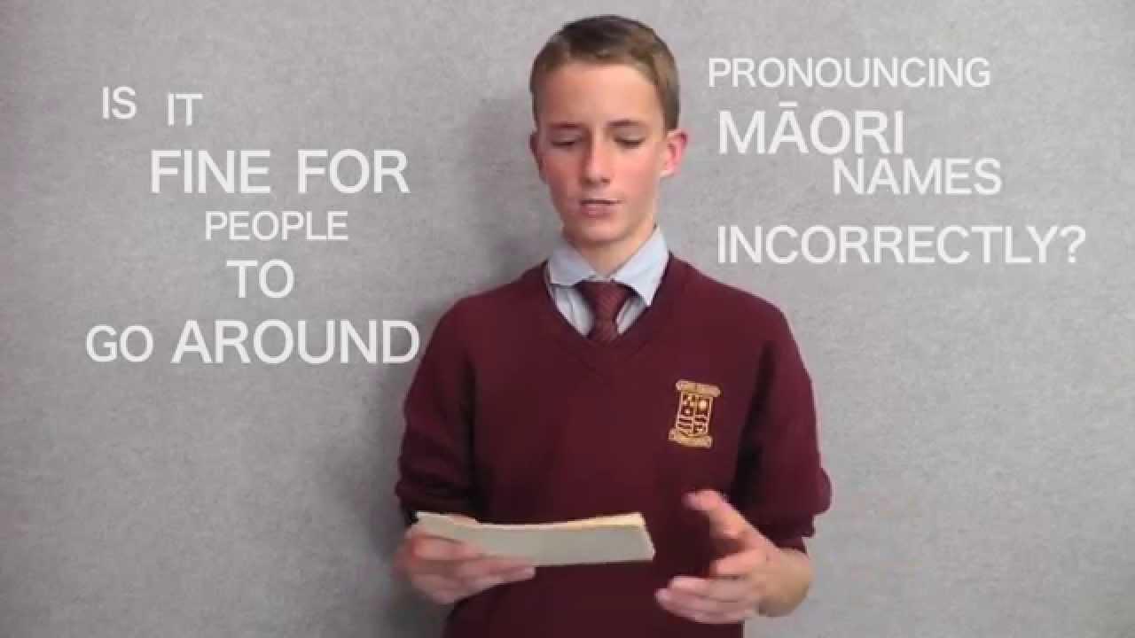 Te Wiki o Te Reo Māori – Maori Language Week