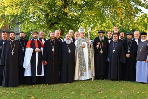 Anglican and Oriental Orthodox Ecumenism