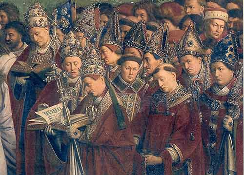 Popes & Bishops