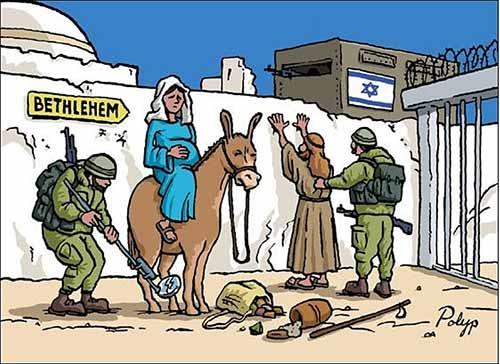 Bethlehem Checkpoint