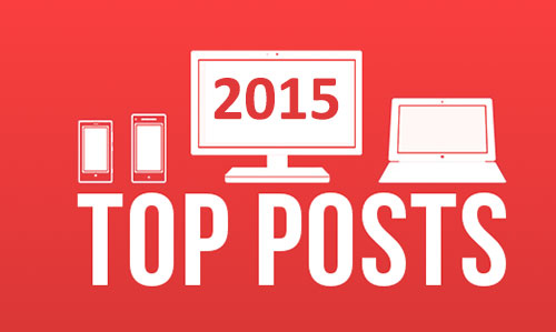 My Top 10 Posts from 2015