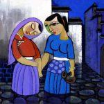 Visitation of Mary to Elizabeth