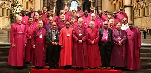 Anglican Primates 2016