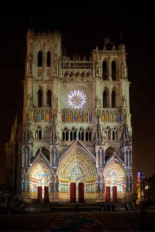 Medieval colour