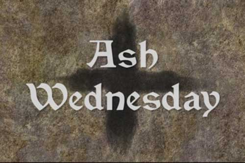 Ash Wednesday and Lent Resources