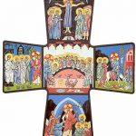 Holy Week Cross