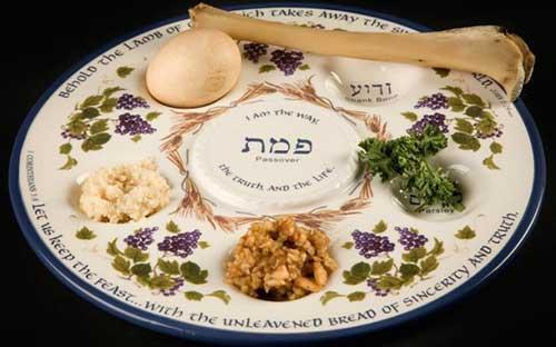 No Christian Passover Seder