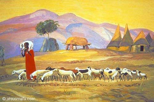 The Good Shepherd – Fourth Sunday of Easter