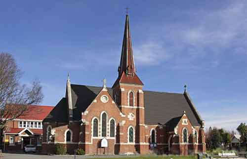 Old Merivale Church