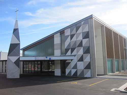 Merivale New Church