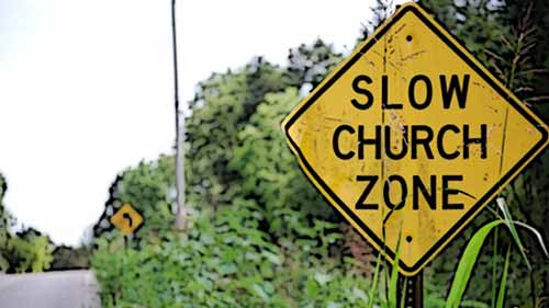 The Slow Christian