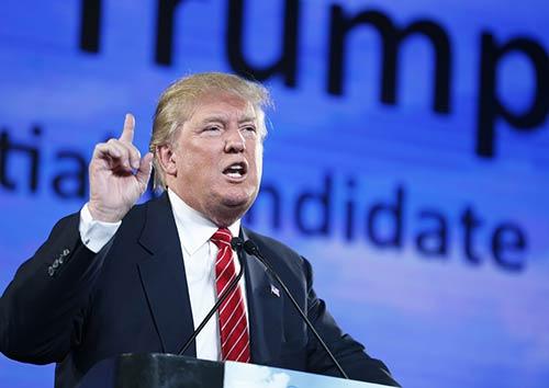 Donald Trump Teaches Preaching