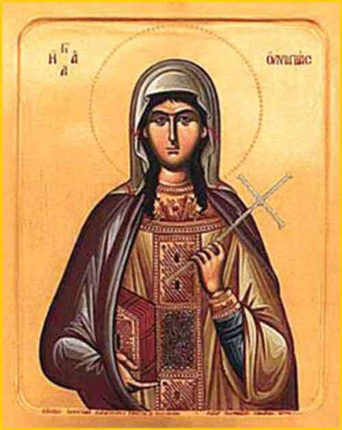 St Olympias