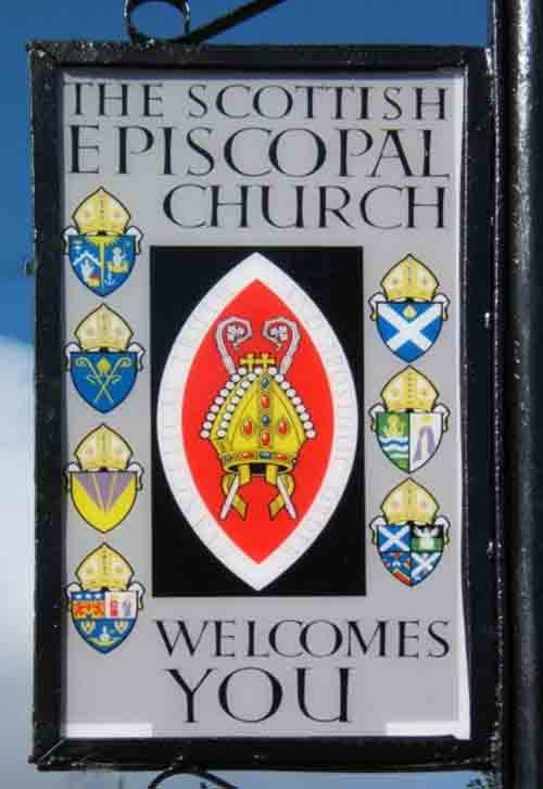 Scottish Episcopal Church Welcomes You