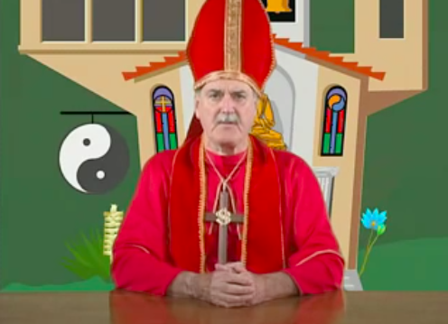 John Cleese – Church of JC Capitalist