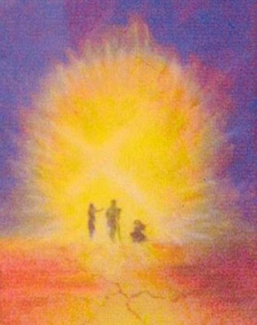 Transfiguration Hiroshima Day