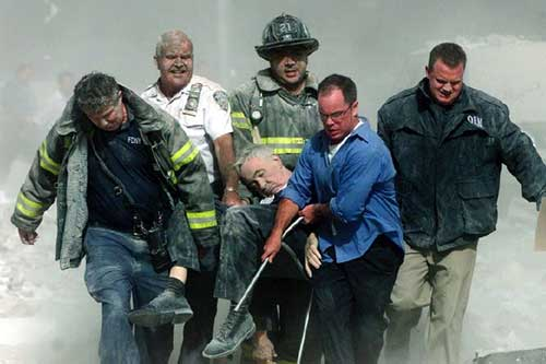 Fr Mychal Judge and 9/11