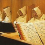 Carthusians in Choir