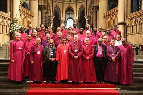 50th Anniversary Anglican Centre Rome