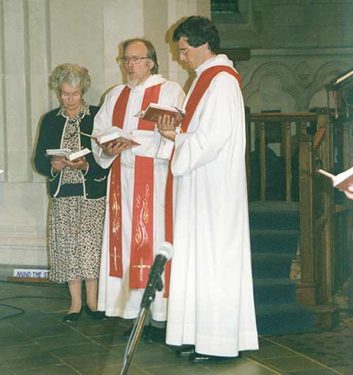 ordination presentation