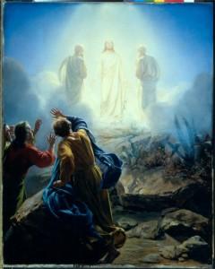 Transfiguration – Hiroshima – Peace