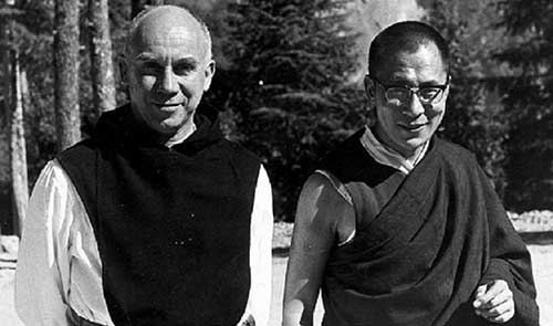 Merton & Dalai Lama
