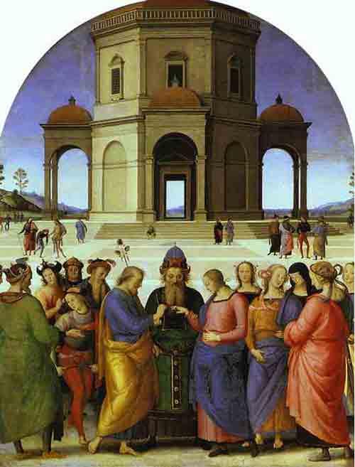 Joseph Mary Marriage