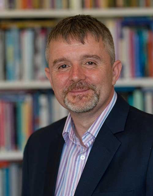 Martyn Percy