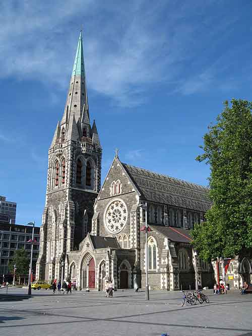 ChristChurch Cathedral 2006