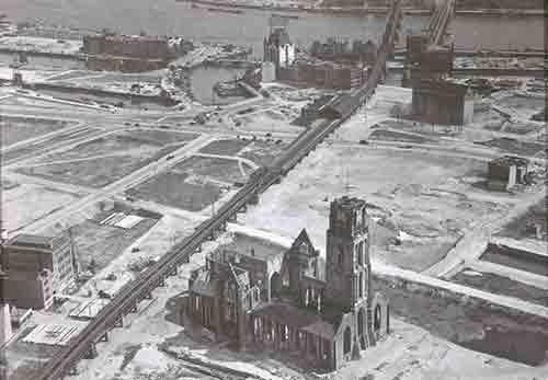 Post War Rotterdam