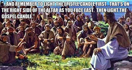 Gospel Candle