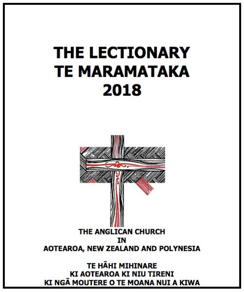 Lectionary 2018
