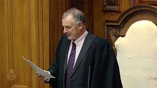 Prayer in Parliament